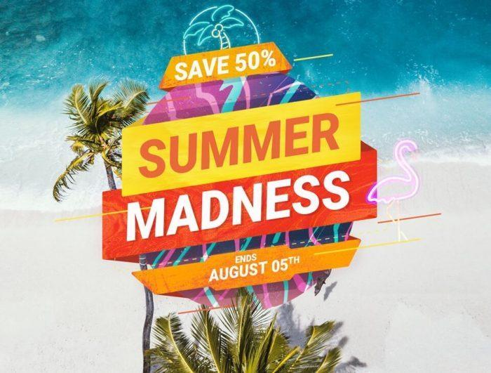 UJAM Summer Madness Sale 2019