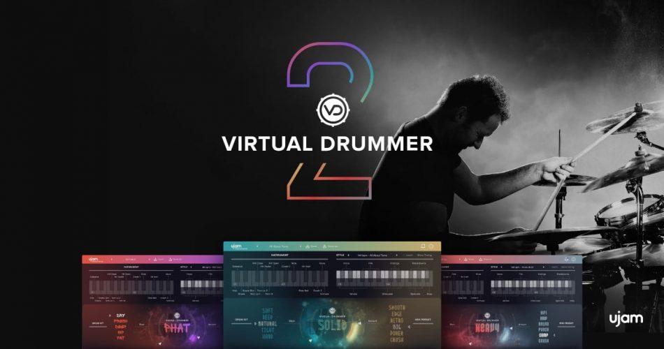 UJAM Virtual Drummer 2