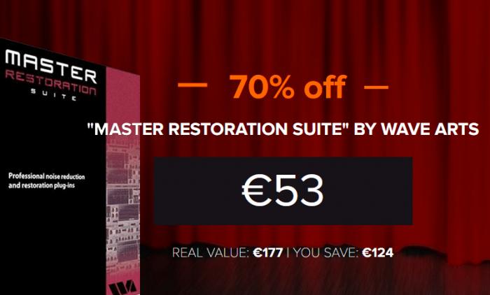 VST Buzz Master Restoration Suite Sale