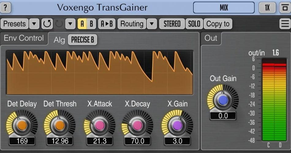 Voxengo TransGainer