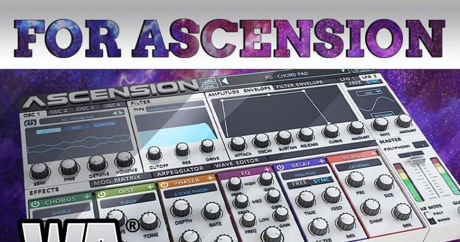 W.A. Production Element Zero Expansion for Ascension