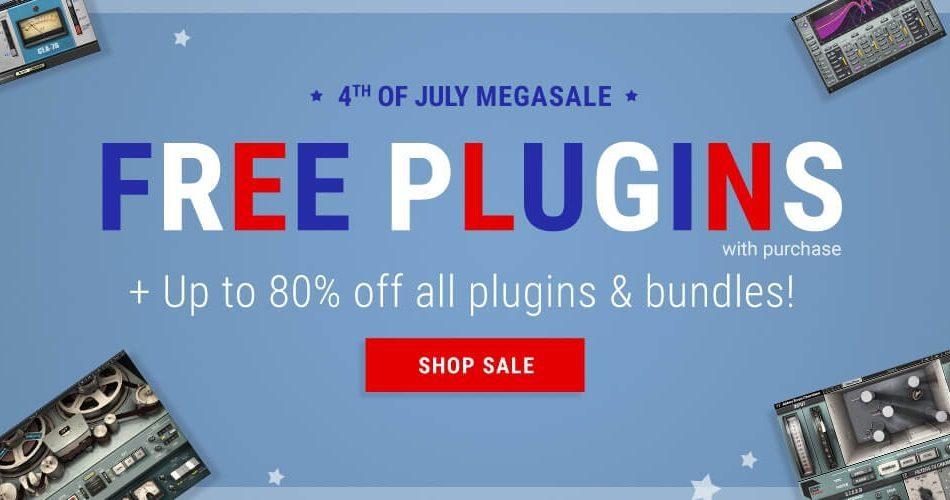 Waves 4th of July Megasale