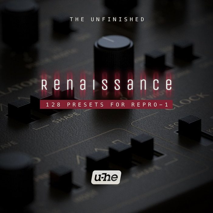 u-he Renaissance for Repro-1 by The Unfinished