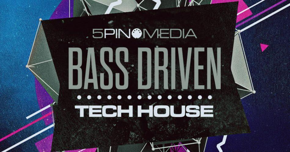 5Pin Media Bass Driven Tech House