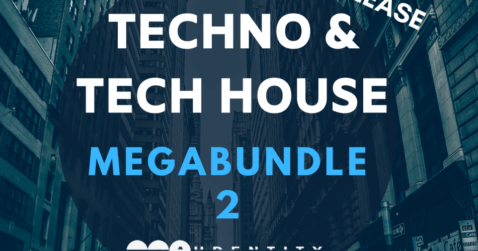 Audentity Records Techno Tech House Megabundle 2