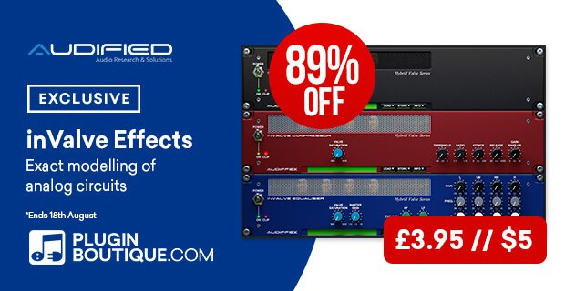 Audified Invalve Effect 5 USD