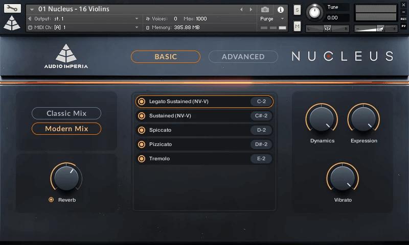 Audio Imperia Nucleus