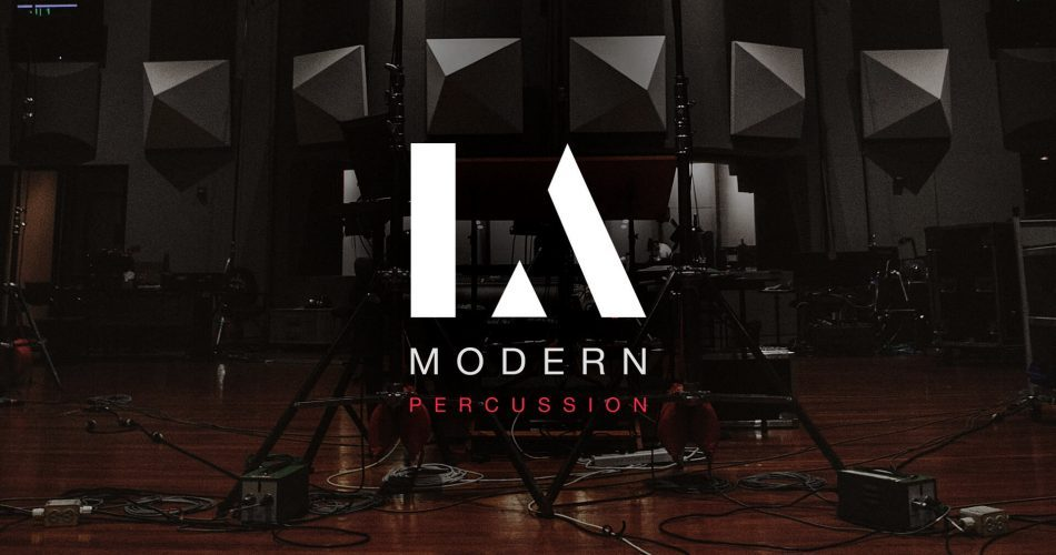Audio Ollie LA Modern Percussion