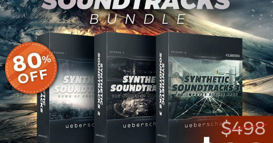 Audio Plugin Deals Ueberschall Synthetic Soundtracks Bundle