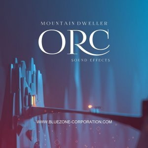 Bluezone Mountain Dweller Orc Sound Effects