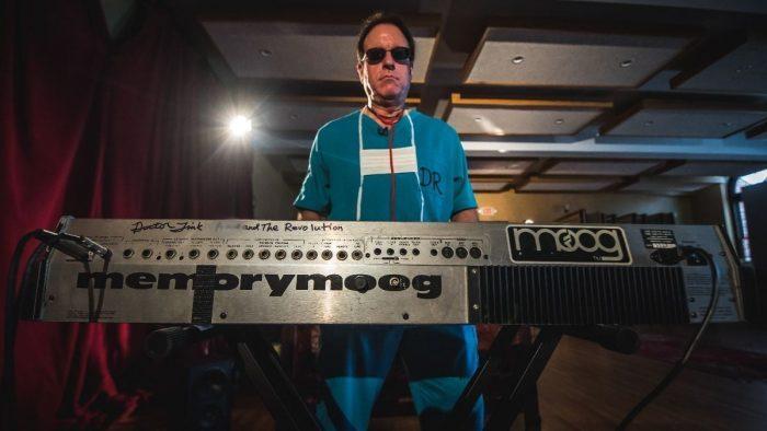 Bob Moog Foundation Raffle Memorymoog Plus Dr Finkle 01