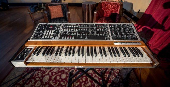 Bob Moog Foundation Raffle Memorymoog Plus Dr Finkle 02