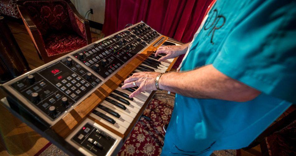 Bob Moog Foundation Raffle Memorymoog Plus Dr Finkle feat