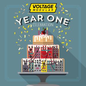 Cherry Audio Voltage Year One Celebration