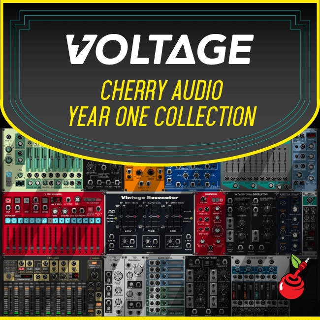 Cherry Audio Voltage Year One Collection
