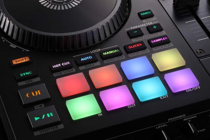 DJ707M pad