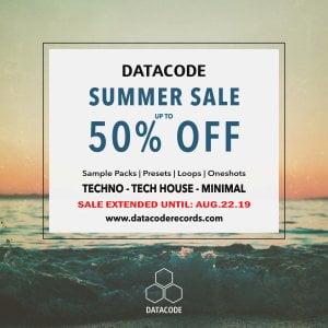 Datacode Summer 2019 Extended