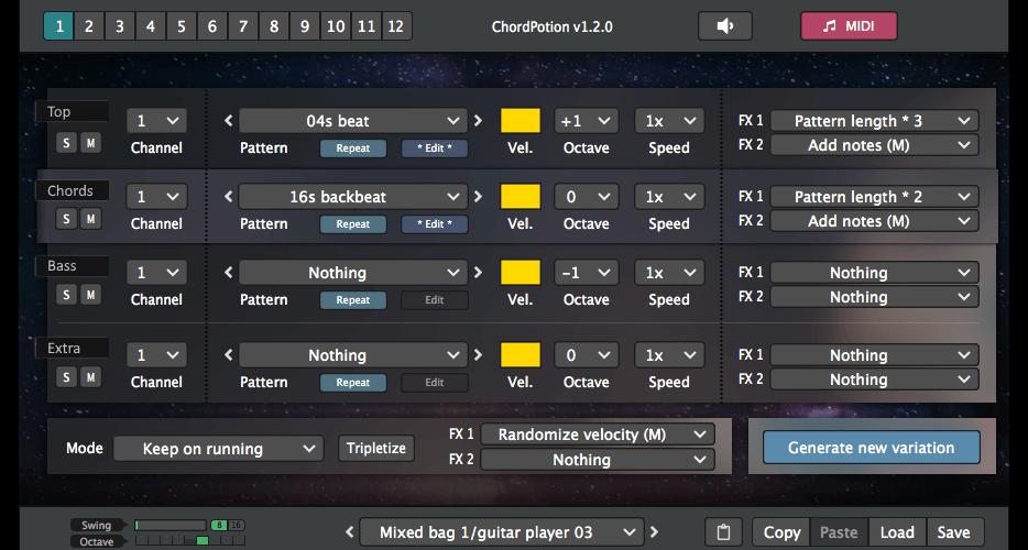 Feelyoursound ChordPotion 1.2.0