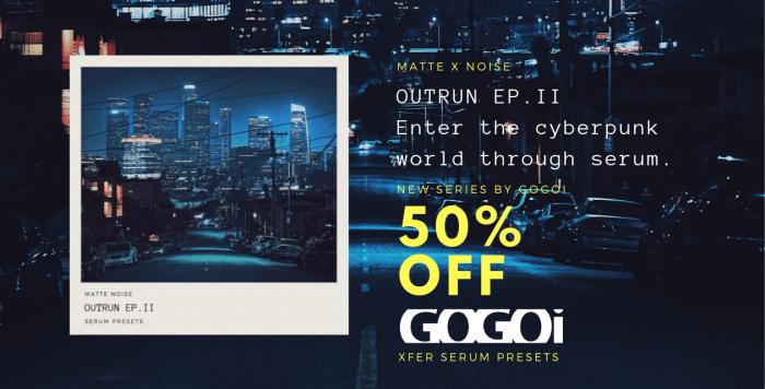 GOGOi OUTRUN II ADSR