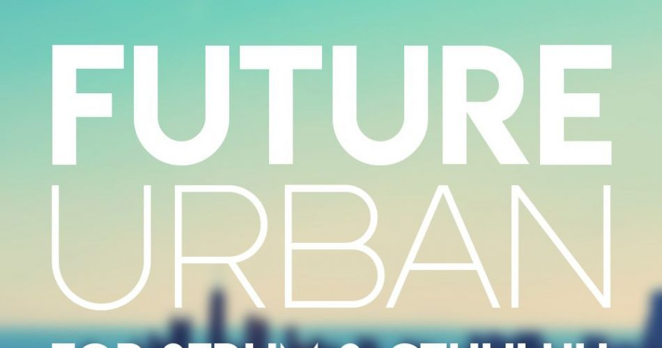 Glitchedtones Future Urban for Serum & Cthulhu