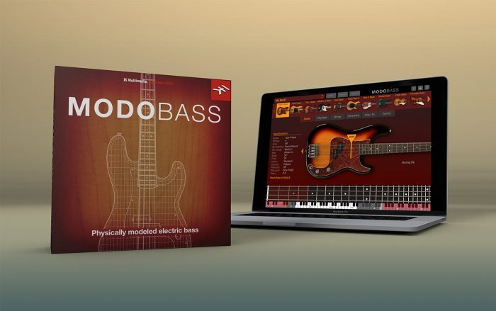 IK Multimedia Modo Month 33% OFF Modo Bass