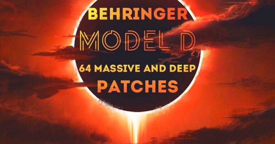 LFO Sun Black Sun for Behringer Model D