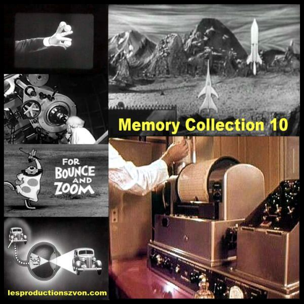 Les Productions Zvon Memory Collection 10