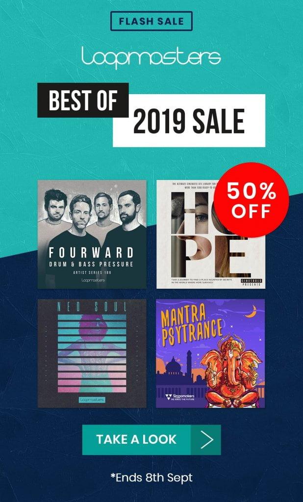 Loopmasters Best of 2019 Sale