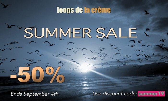 Loops de la Creme 8th Anniversary Sale