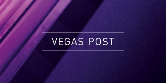 Magix Vegas Post