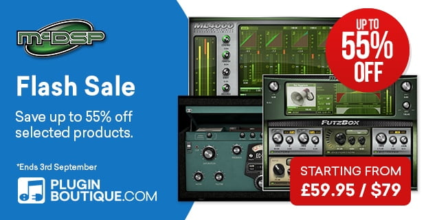 McDSP Labor Day Flash Sale