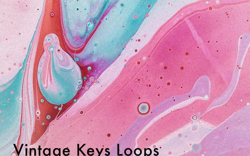 ModeAudio Vintage Keys Loops