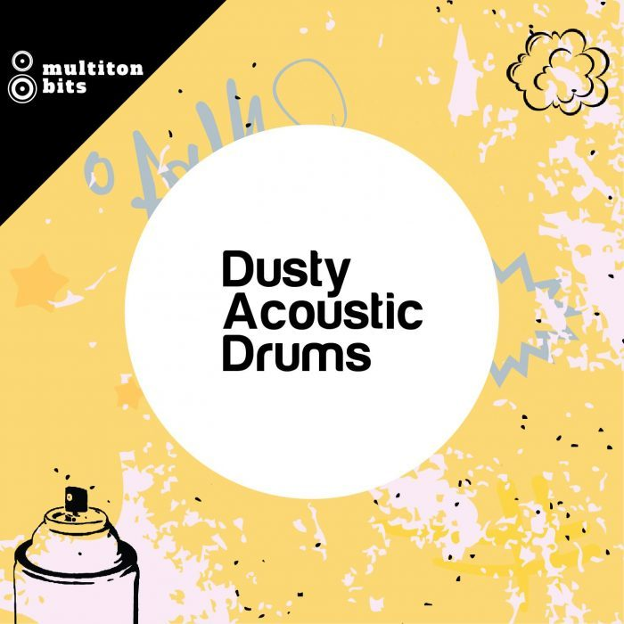 Multiton Bits Dusty Acoustic Drums
