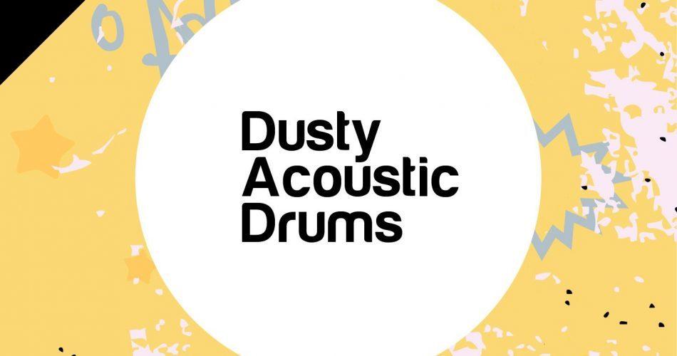 Multiton Bits Dusty Acoustic Drums