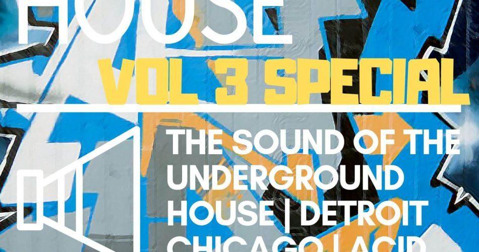 No Dough Samples Underground House 3 SE