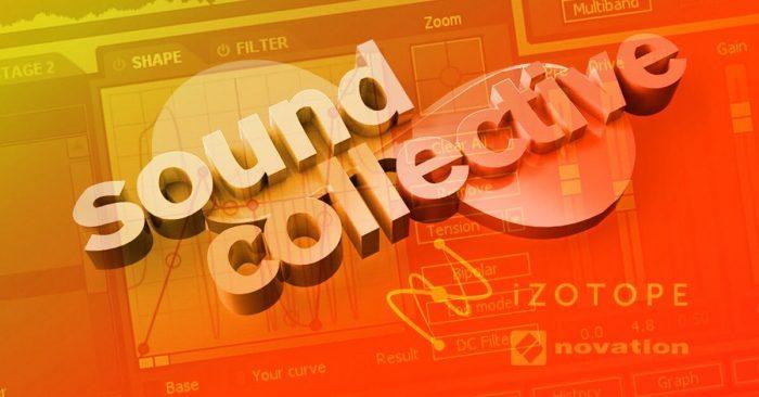 Novation Sound Collective Izotope Trash 2