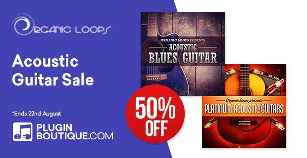 Organic Loops Acoustic Guitars