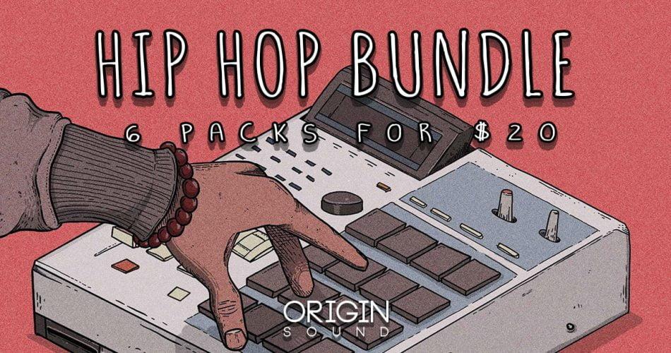 Origin Sound Hip Hop Bundle