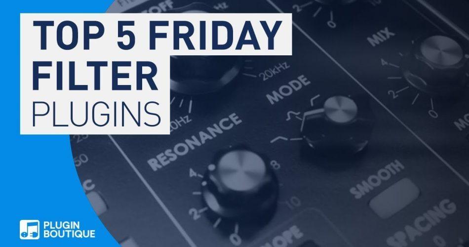 PIB Top 5 Friday Filter Plugins