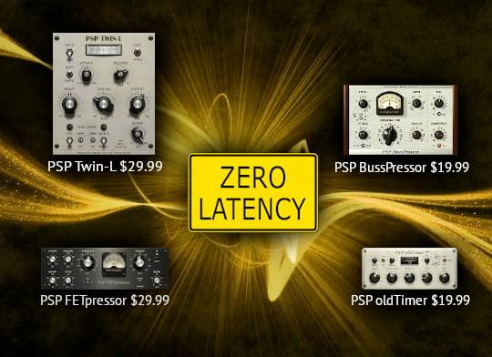 PSP Audioware Zero Latency Sale