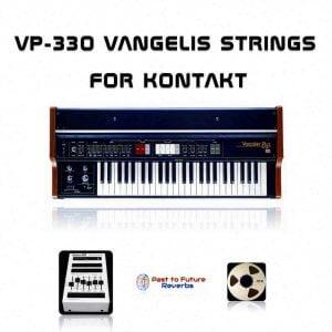 Past To Future Reverbs VP 330 Vangelis Strings for Kontakt