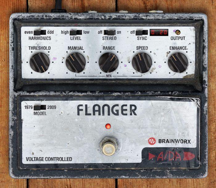 Plugin Alliance ADA Flanger 1979