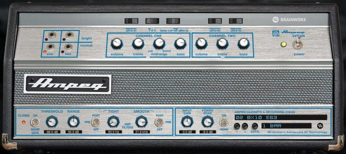 Plugin Alliance Ampeg SVT-VR Amp Rack