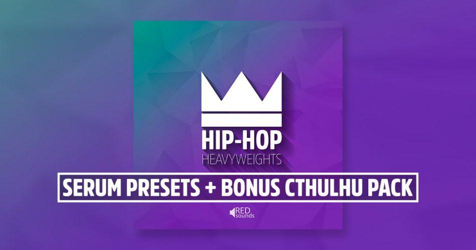 Red Sounds Hip Hop Heavyweights