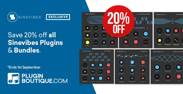 Sinevibes Sale 20 OFF