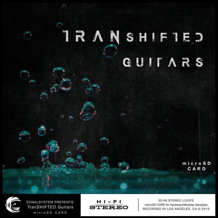 SonalSystem TranSHIFTER Guitars