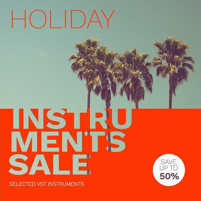 Steinberg Holiday Intruments Sale 2019