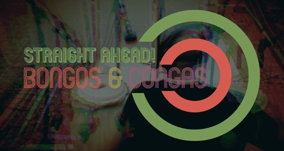 Straight Ahead Samples Bongos & Congas feat