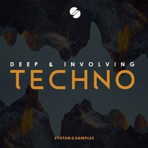 System 6 Samples Deep & Involving Techno