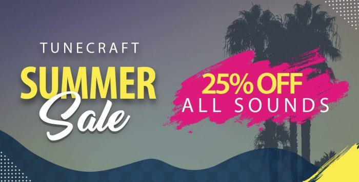 Tunecraft Summer Sale